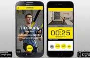 TRX application
