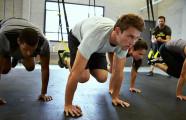 TRX trening